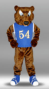 Facemakers Gopher Mascot Costumes