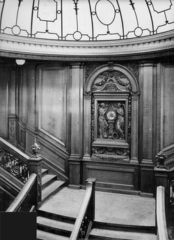 Grand Staircase from the upper rail.