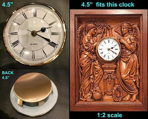 "4.5"" Clock Insert"
