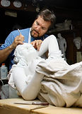 Alan St George sculptor