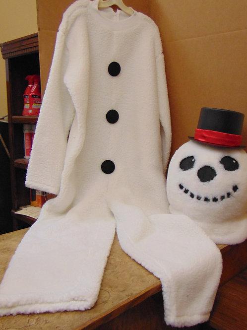 FROSTY mascot costume