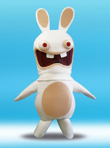 Facemakers Rabid Mascot Costumes
