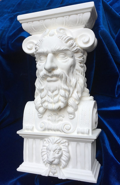 1:2 scale God Head