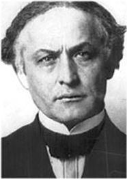 Harry Houdini middle-aged