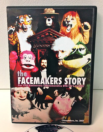 The Facemakers Story DVD