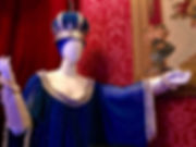 The Princess Gowns exhibition at Havencrest Castle in Savanna, IL