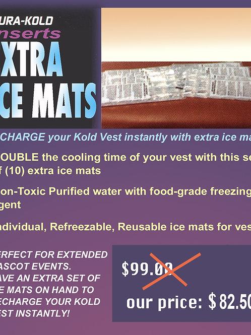 EXTRA ICE MATS