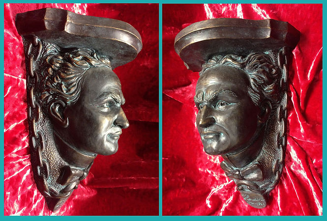 Houdini collectible Wall Shelf for sale by Alan St George
