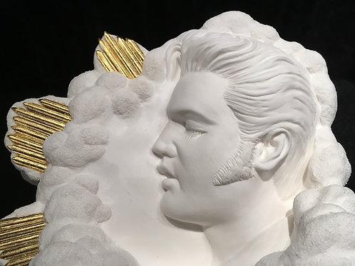 Elvis (w/24k gold)