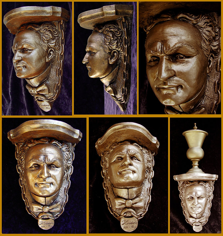 Houdini collectible for sale by Alan St George
