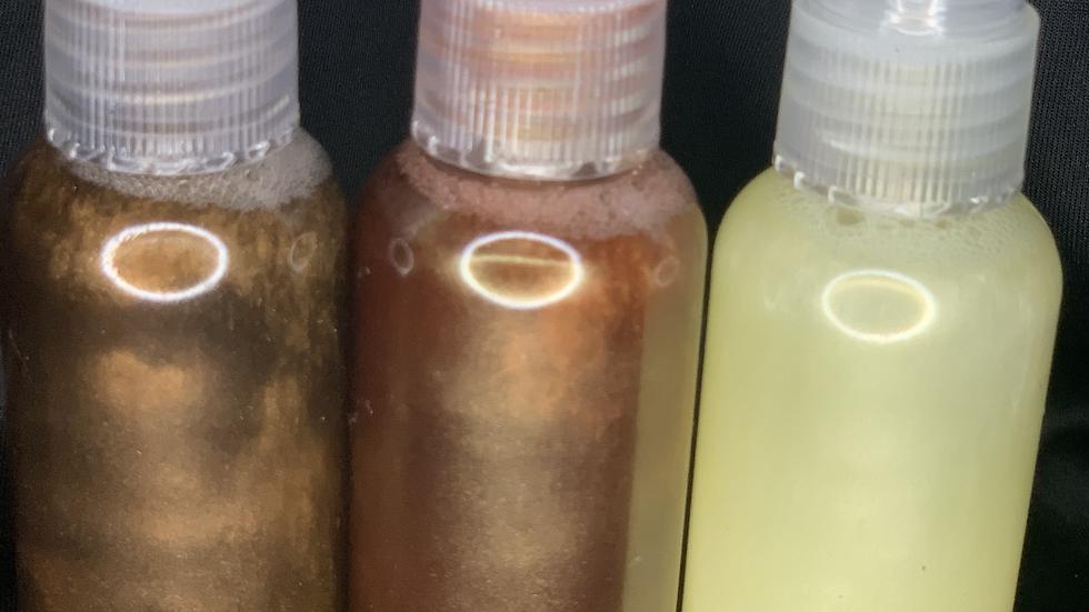 Body Shimmer Oil