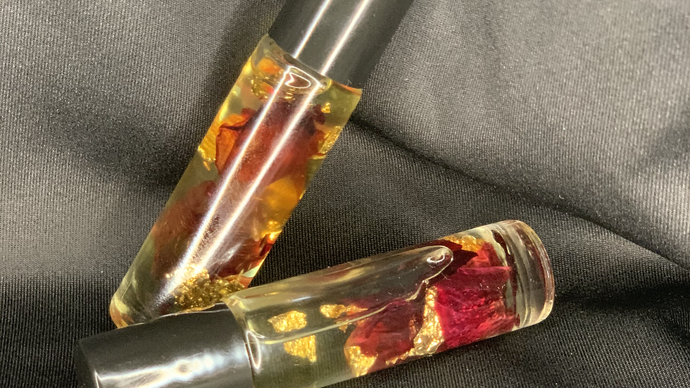 Golden Rose Lip Oil
