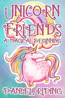 unicorn friend one amazon EBOOK cover.jp