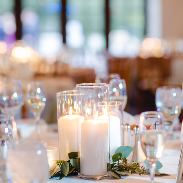candle centerpiece_scottsdale wedding