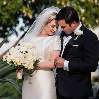 first look_bride and groom_scottsdale we