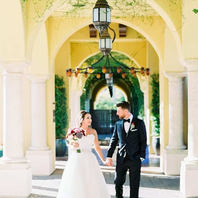 scottsdale wedding_first look