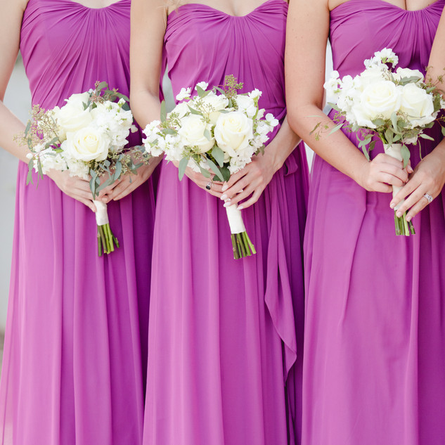 Bridesmaid bouquet_bridal party_scottsda