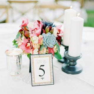 wedding centerpiece_succulents_scottsdal
