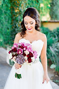 scottsdale bride_bridal bouquet_Camelback Inn wedding_mountain shadows wedding