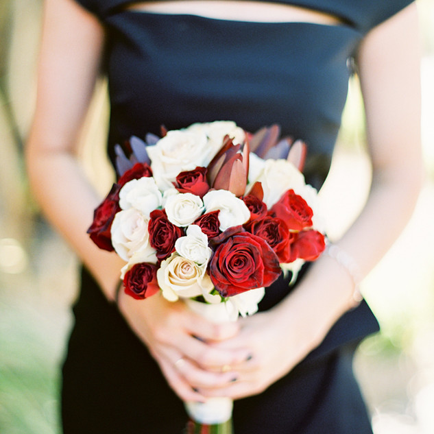 bridesmaid bouquet_scottsdale wedding