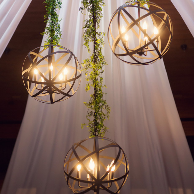 wedding chandelier_scottsdale wedding
