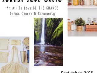 Zero Waste Living: An Education