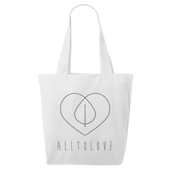 All to Love Tote Bag