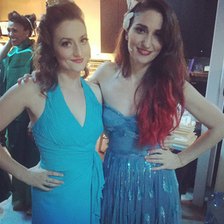 Little Mermaid at the Hollywood Bowl with Sara Bareilles