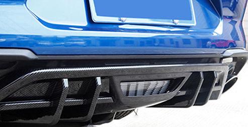 Mustang Carbon Defusser.jpg