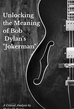"""Analysis of Bob Dylan's """"Jokerman"""""""