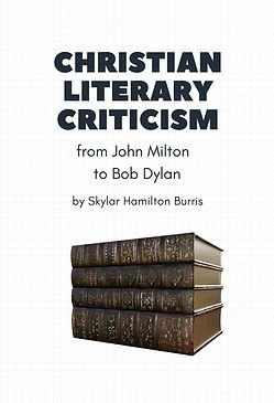 Literary Crticism from Milton to Melville and Beyond
