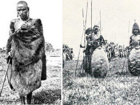 Koitalel Arap Samoei who was beheaded for resisting the British