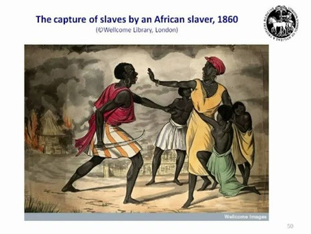 Slave trade in Africa