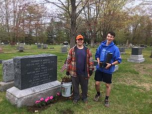 RC Cemetery Flower Planting 2.JPG
