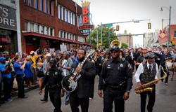 Memphis says goodbye to B.B. King