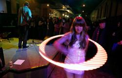 Hula-hoopin' New Year's