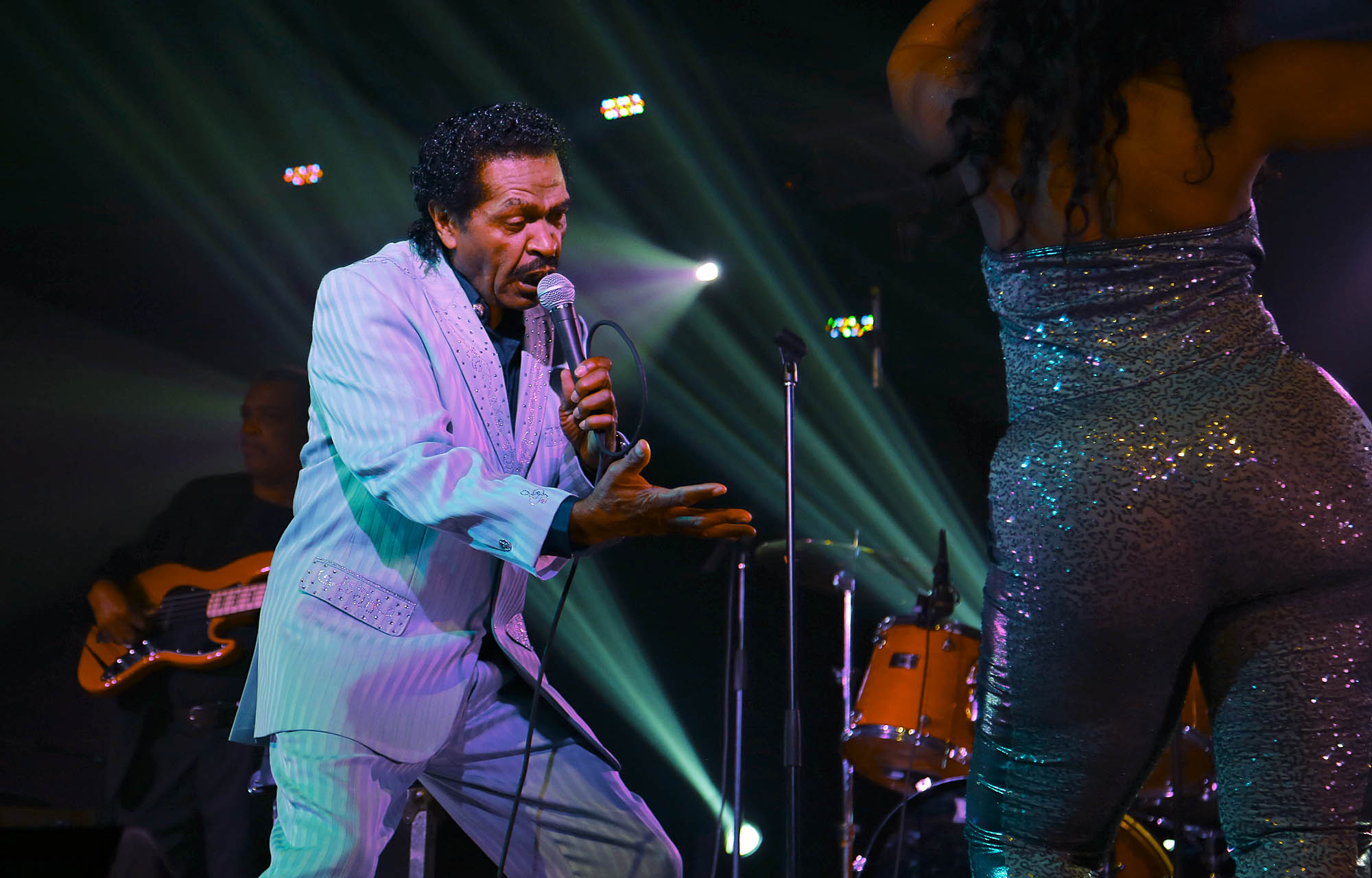Bobby Rush in Memphis