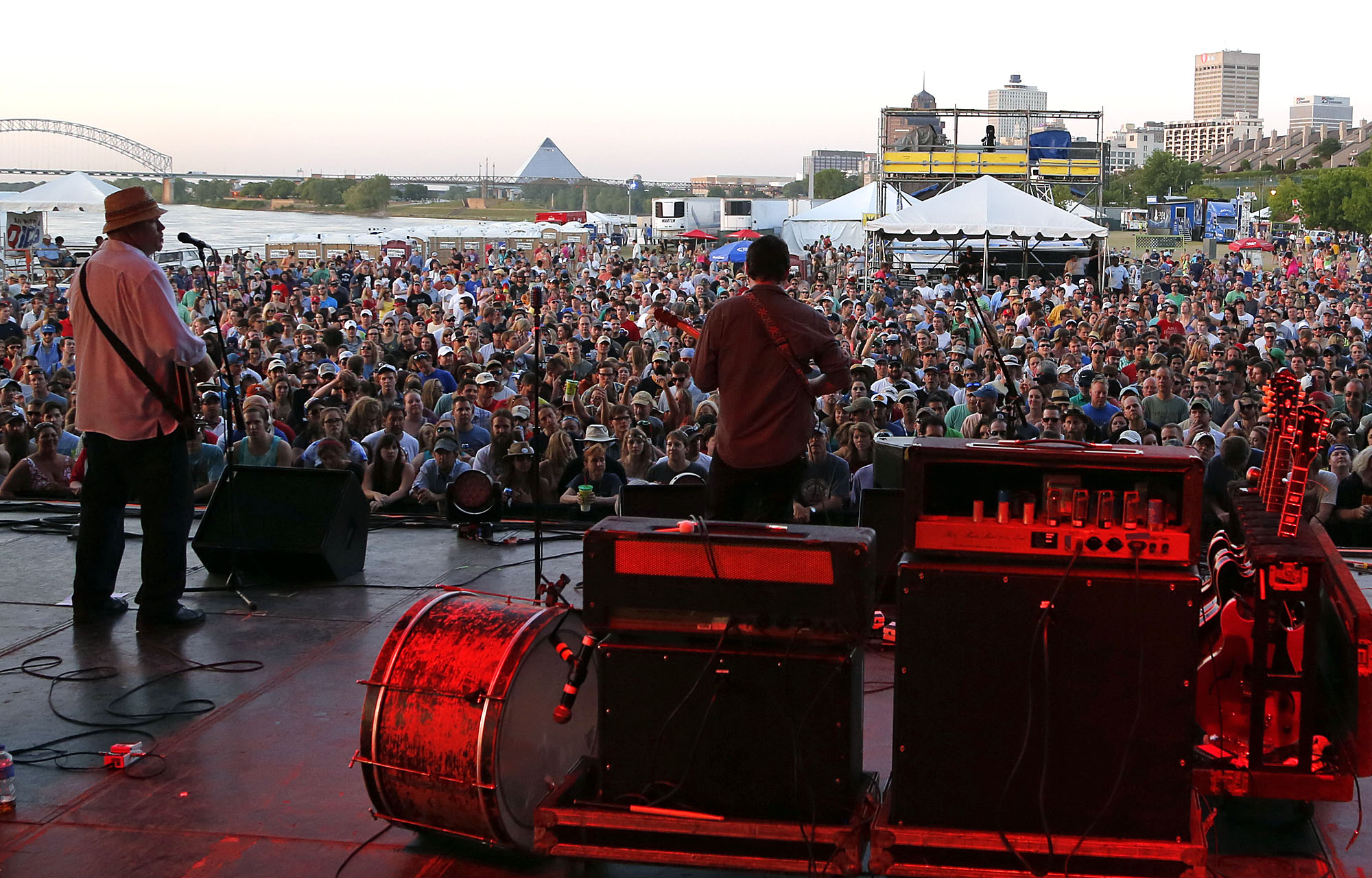 Beale Street Music Festival, 2014