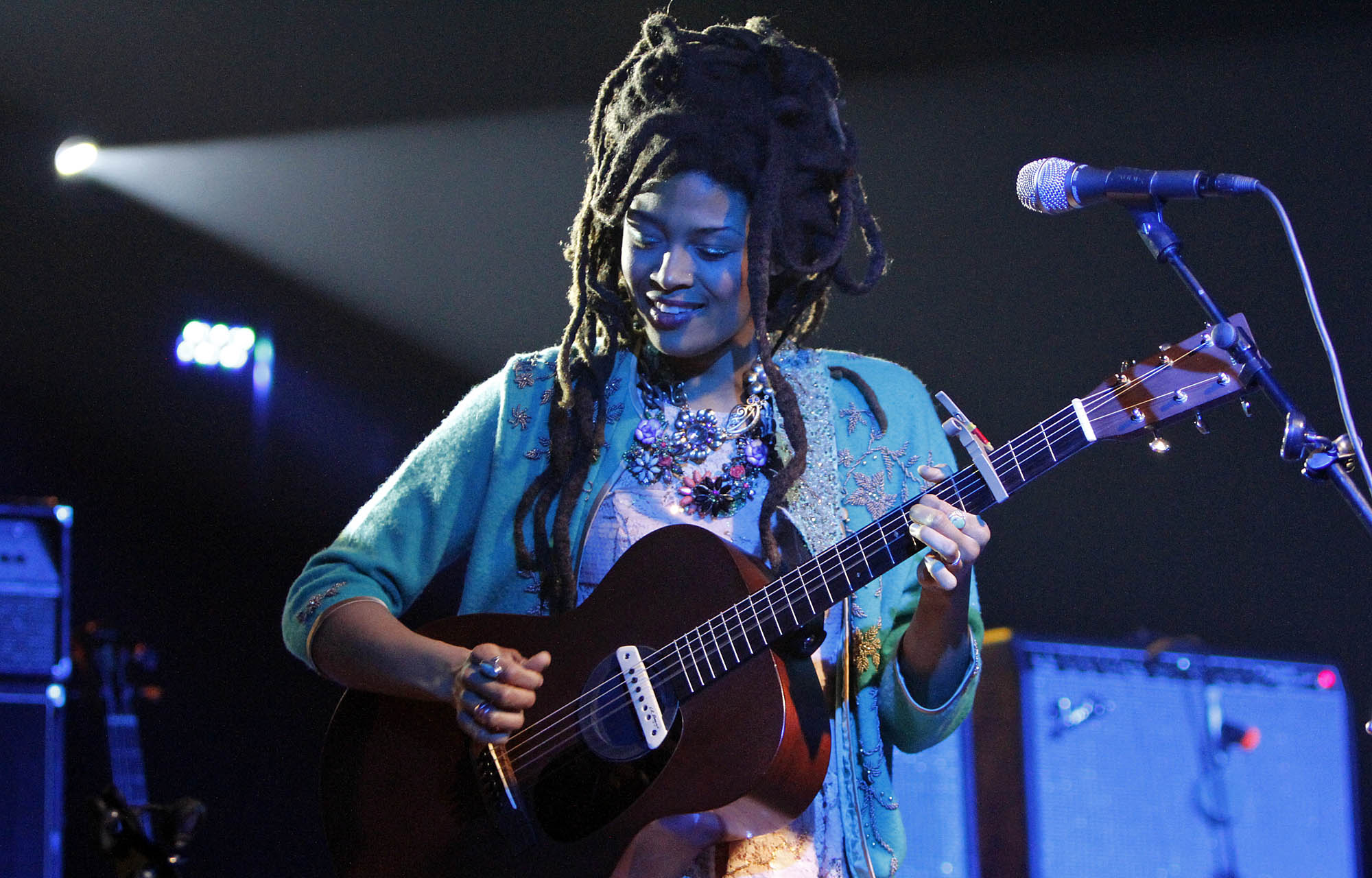 Valerie June at Minglewood Hall