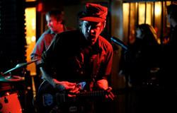 Jack Oblivian at Buccaneer Lounge