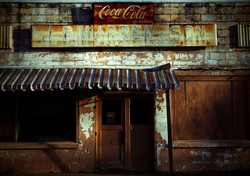 Old country store in West Tennessee