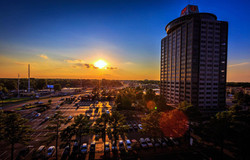 East Memphis sunset