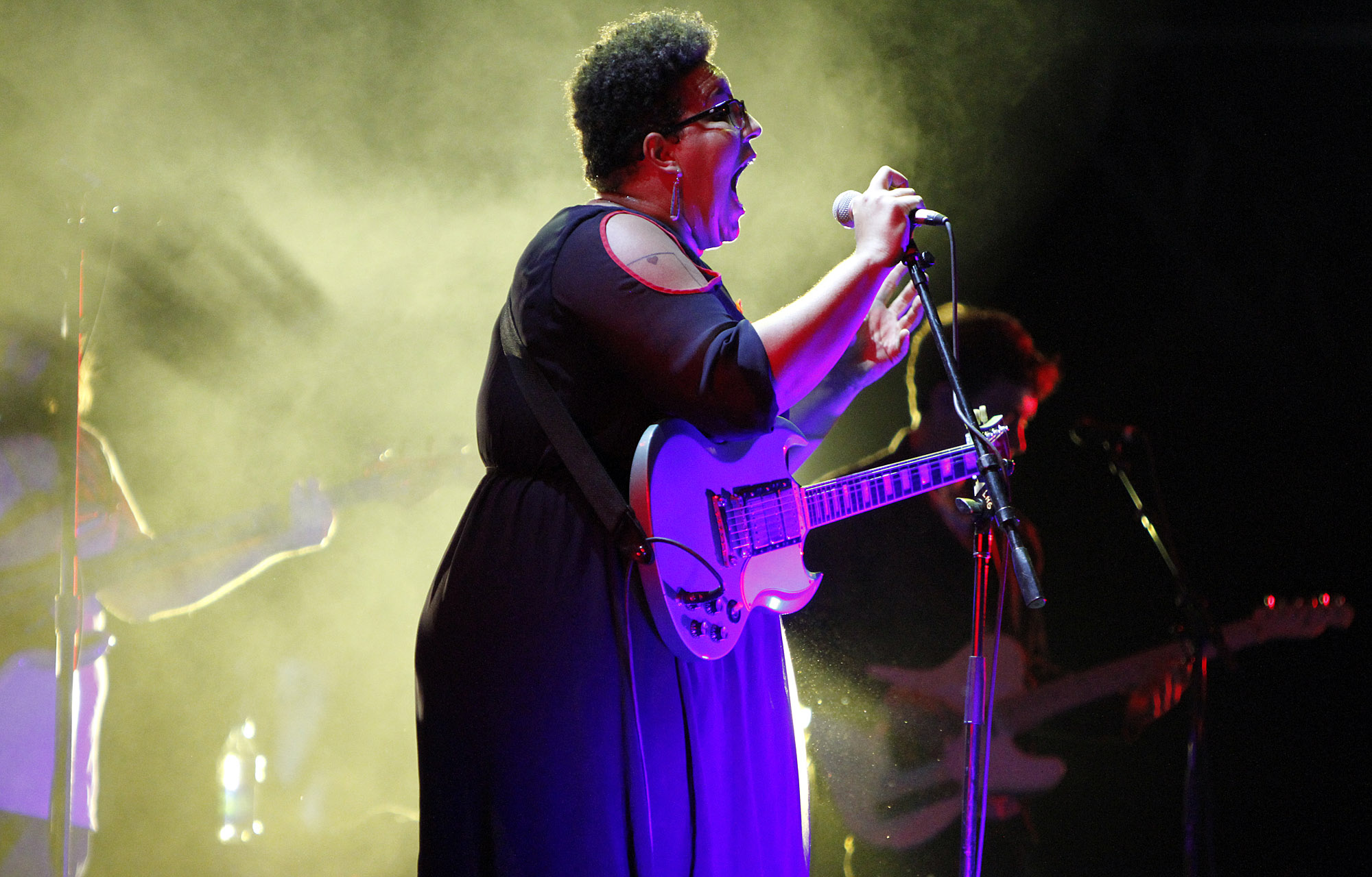 Alabama Shakes' Brittany Howard