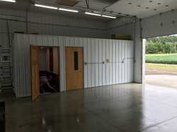 Pole Barn Concrete Inside