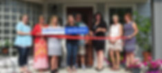 Ribbon Cutting in Lake Odessa