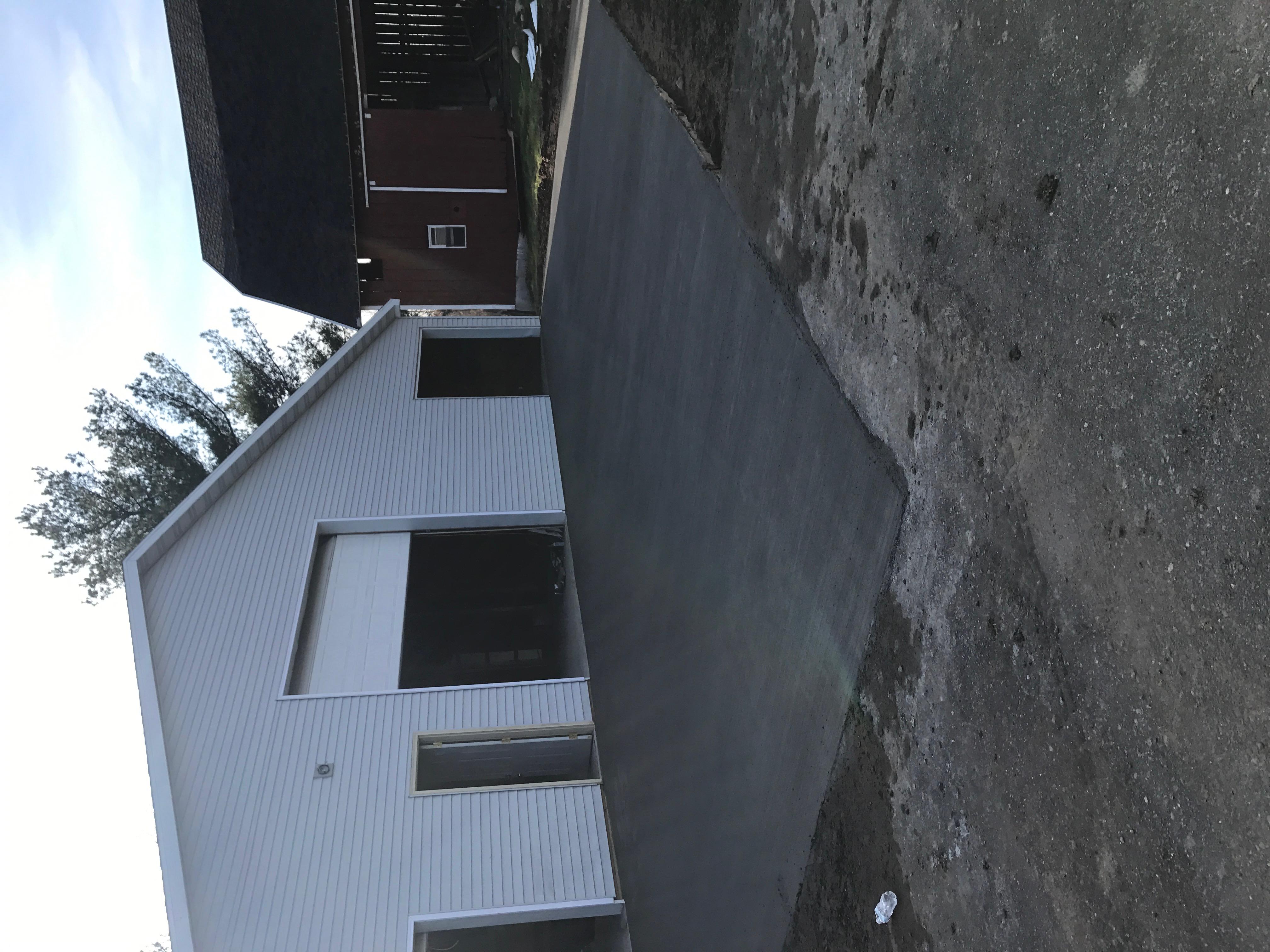 Pole Barn Concrete