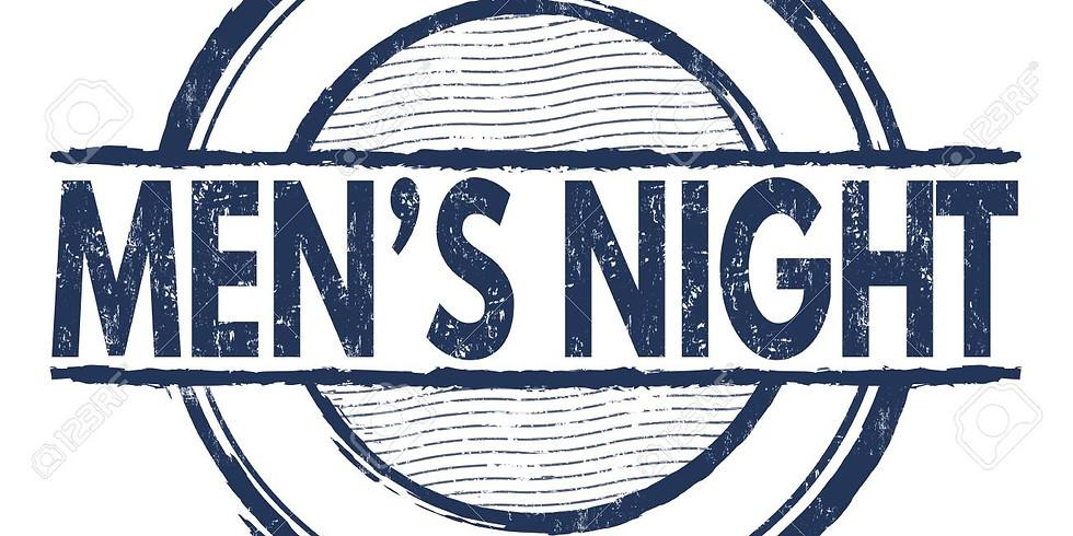 2-Man Scramble-Men's Night: Sept 18