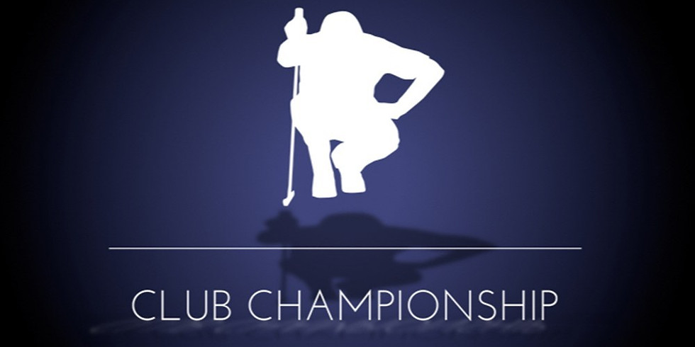 Men's Club Championship: July 6-7