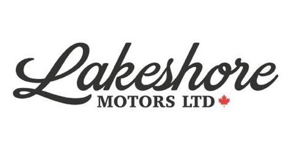 Lakeshore Motors Men's Labour Day: Aug 31-Sept 1