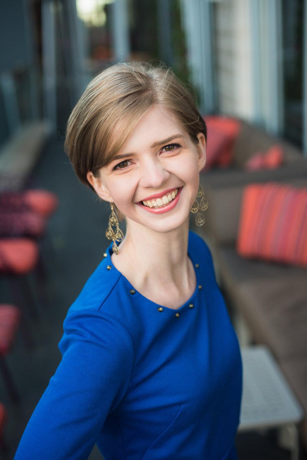 Alicia Bachorik headshot